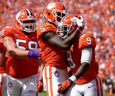 Winners and losers from college football's Week 5 headlined by Clemson's close shave