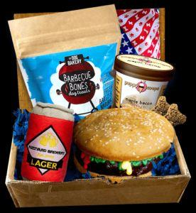Every Patriotic Pups Needs The Summer Barkbeque Box This 4th of July!