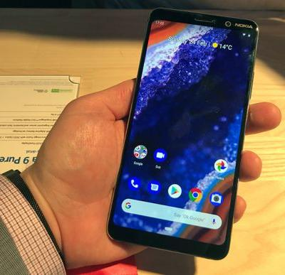 Nokia 9 PureView: Hands On, Impressions, Thoughts
