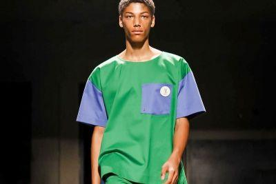 22/4 Hommes' 2018 Spring/Summer Collection Focuses on the Subtle & Colorful Details