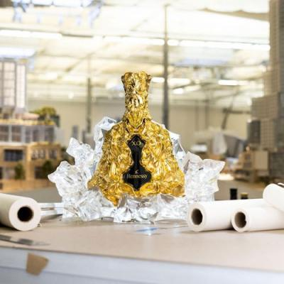 Frank Gehry Crafts a True Sensorial Masterpiece For Hennessy X.O