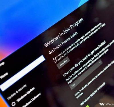 Microsoft ships a double dose of Windows 10 Insider builds