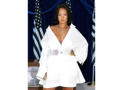 Rihanna Is Calling World Leaders to Action-& Twitter Wants Her to Be President
