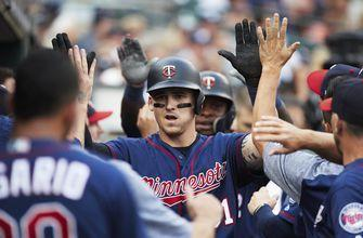 Twins trade Austin to Giants for minor-league OF Ziegler