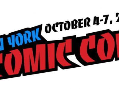 New York Comic Con is On!