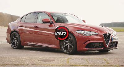 The Alfa Romeo Giulia QV Is The Best Performance Car In Its Class