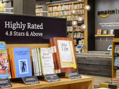 Amazon's bookstores are pulling straight from the playbook of independent booksellers