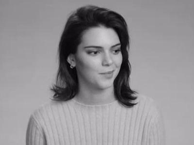 Kendall Jenner's Hilarious Response To Accidentally Revealing Her Nipples At Cannes