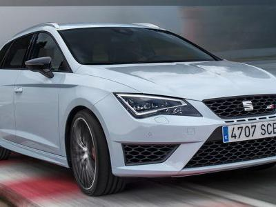 Seat Leon ST Cupra R Could Take 'Ring Record Back From AMG