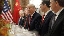 Trump Says China Has Agreed To 'Reduce And Remove Tariffs' On American-Made Cars