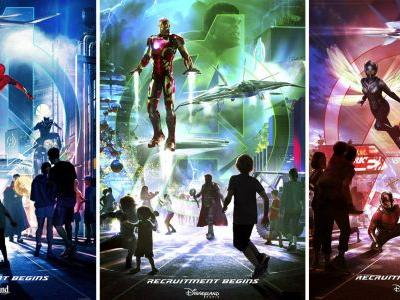 Say Goodbye to Disneyland's A Bug's Land and Hello to Marvel's Super Hero Universe!