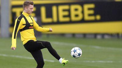 Dortmund's Marco Reus out several months with cruciate ligament tear