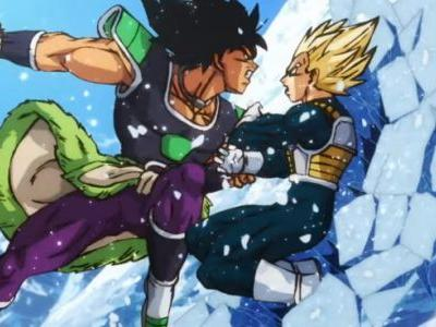 First Trailer For Dragon Ball Super: Broly Brings The Legendary Super Saiyan To Earth