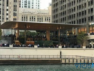 Apple's new Chicago flagship store is more than an architectural marvel