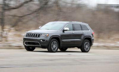 2017 Jeep Grand Cherokee in Depth: The Original Family Jeepster