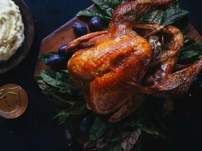 The Best Way to Roast a Thanksgiving Turkey is to Stop Worrying About It