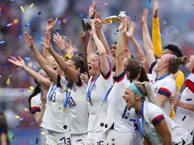 U.S. Women's Soccer Team Wins 2019 World Cup and Social Media Explodes With National Victory Dance