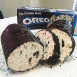 This 10-Inch Oreo Ice Cream Roll Is Meant For 8 People, but Obviously It Hasn't Met Me Yet