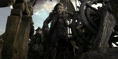 Javier Bardem is on the Hunt in Pirates of the Caribbean 5 Image