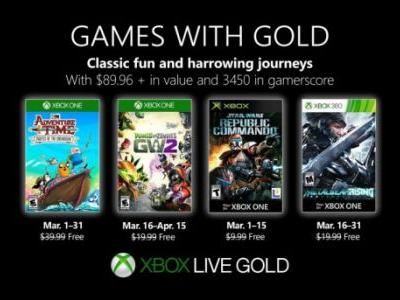 Xbox free Games with Gold for March 2019: Star Wars, Metal Gear Rising, and more