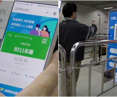 As China lifts its coronavirus lockdowns, authorities are using a color-coded health system to dictate where citizens can go. Here's how it works