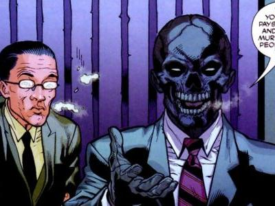 DC's Birds of Prey Movie Villain is Reportedly Black Mask
