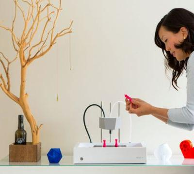 Matter MOD-t 3D Printer Designed To Make Printing Easy