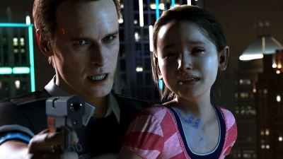The official Detroit: Become Human Twitter account has some choice words for Xbox fans