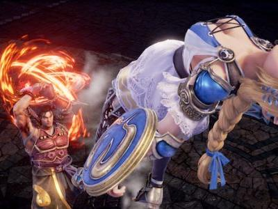 SoulCalibur 6 New Trailers Confirm Ivy and Zasalamel