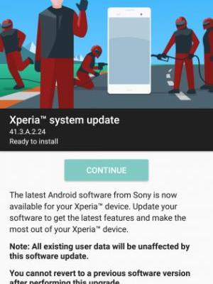Xperia XZ, XZs And X Performance Receive New Security Patch