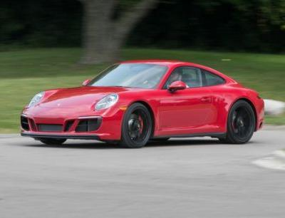 Porsche 911 GTS Manual Tested: Popular for a Reason