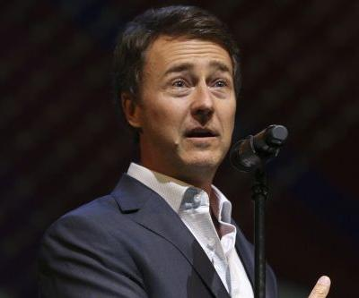 Ed Norton praises bravery of FDNY after deadly film shoot fire