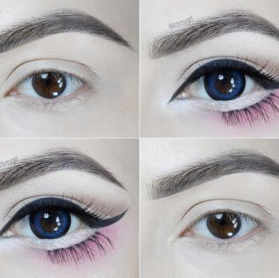 Big Anime Eyes | How To Make Your Eye Appear Bigger