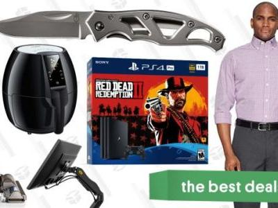 Thursday's Best Deals: Red Dead Redemption 2, Screen Mounts, Oakley Sunglasses, and More