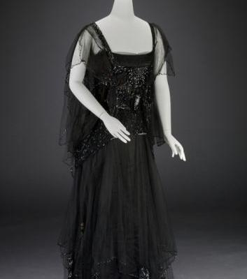 Evening Dress Girolamo Giuseffic.1921Indianapolis Museum of Art