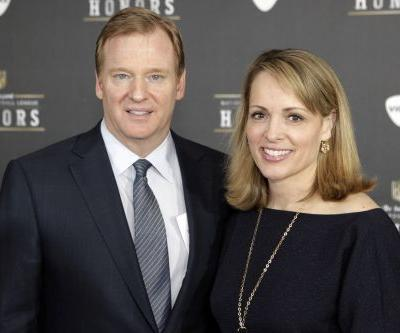 Roger Goodell's wife's sketchy, fake Twitter account exposed