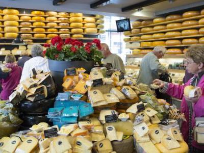 There's No Copyrighting Taste, Rules EU Court In Dutch Cheese Case