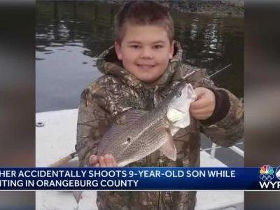 Child accidentally shot by dad while hunting in Orangeburg County dies