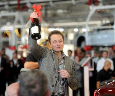 Elon Musk has officially hit the first milestone of his $55 billion compensation package