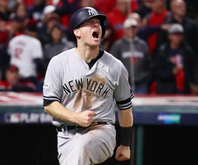 Yankees complete comeback to advance to ALCS