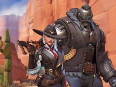 Overwatch's next update will be a doozy of a download