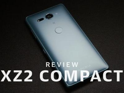 Sony Xperia XZ2 Compact review: A smaller flagship without compromises