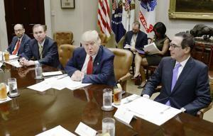 White House considers capital gains tax break that would benefit wealthy