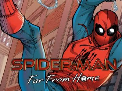 Spider-Man: Far From Home Prelude Comic Coming in March