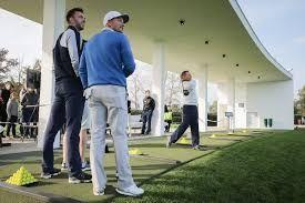 Sergio Garcia launches The Golf Hub at PGA Catalunya Resort with social gaming experience