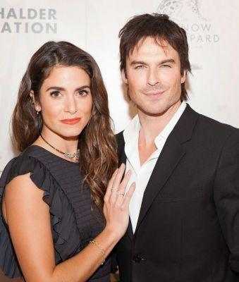 Nikki Reed and Ian Somerhalder Welcome a Baby Girl!
