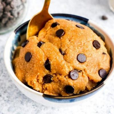 Edible Grain Free Cookie Dough