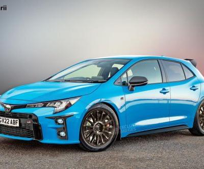Toyota GR Corolla With Around 250 HP Likely Coming in 2023