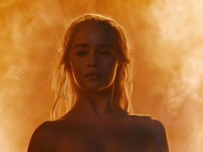 Why Game Of Thrones Emilia Clarke Doesn't Care About Nudity On TV