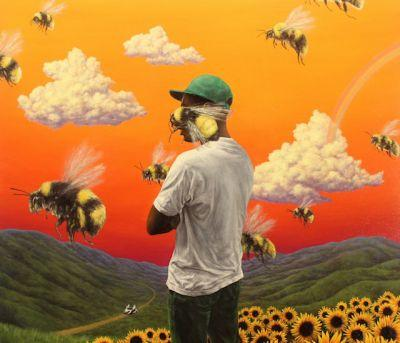 """Tyler The Creator Made """"I Ain't Got Time"""" While Kanye West Was Napping"""